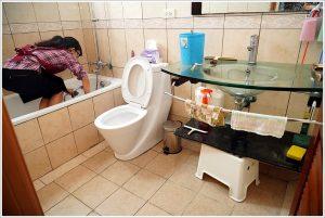 清潔-佳-浴缸